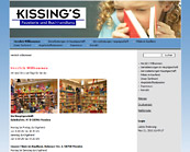 KISSING'S Papeterie und Buchhandlung